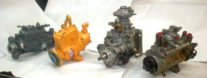 Distributor Injection Pumps